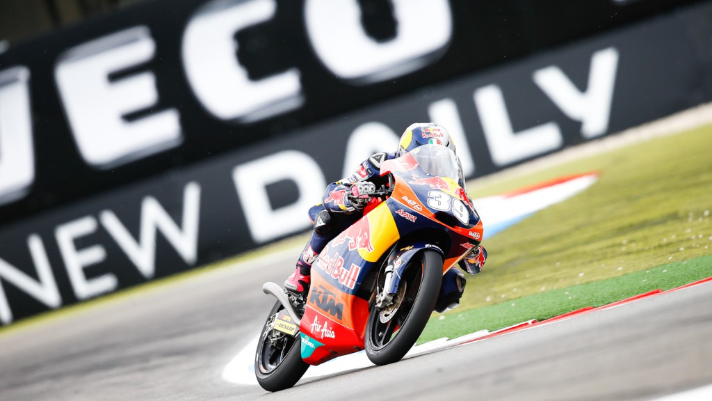Luis Salom, Red Bull KTM Ajo, Assen QP