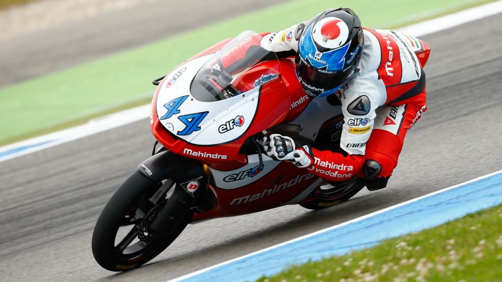 Miguel Oliveira, Mahindra Racing, Assen QP