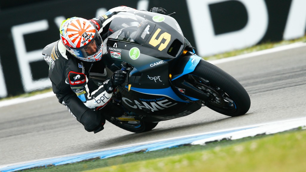 Johann Zarco, Came IodaRacing Project, Assen FP3
