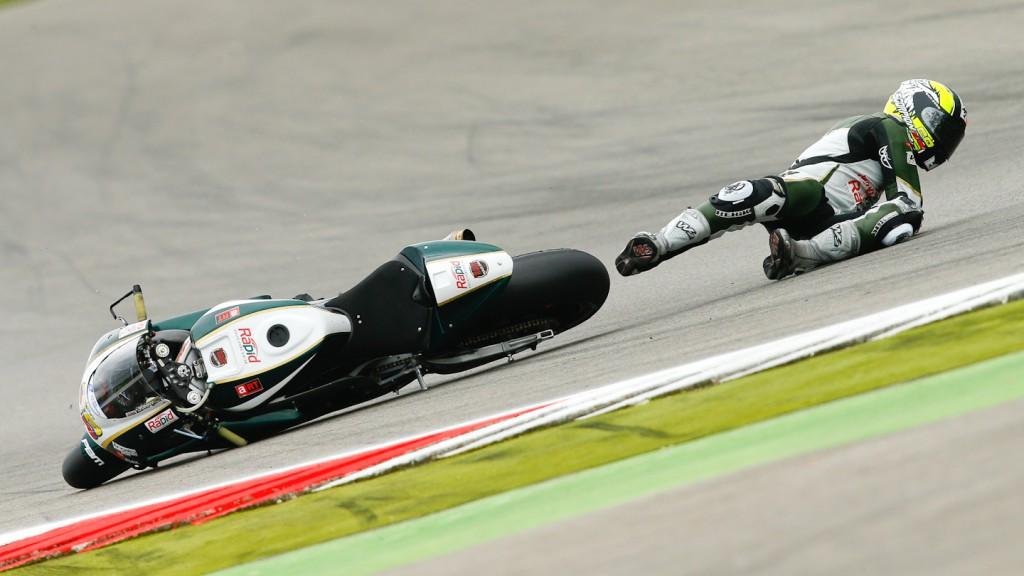 Yonny Hernandez, Paul Bird Motorsport, Assen Q1