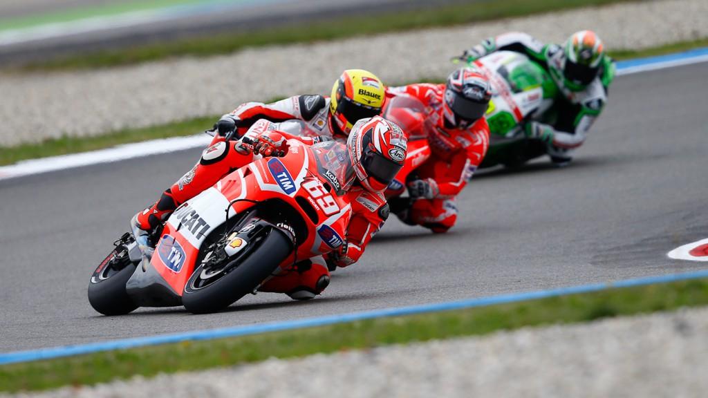 Nicky Hayden, Ducati Team, Assen Q2