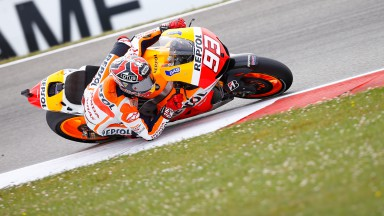 Marc Marquez, Repsol Honda Team, Assen Q2