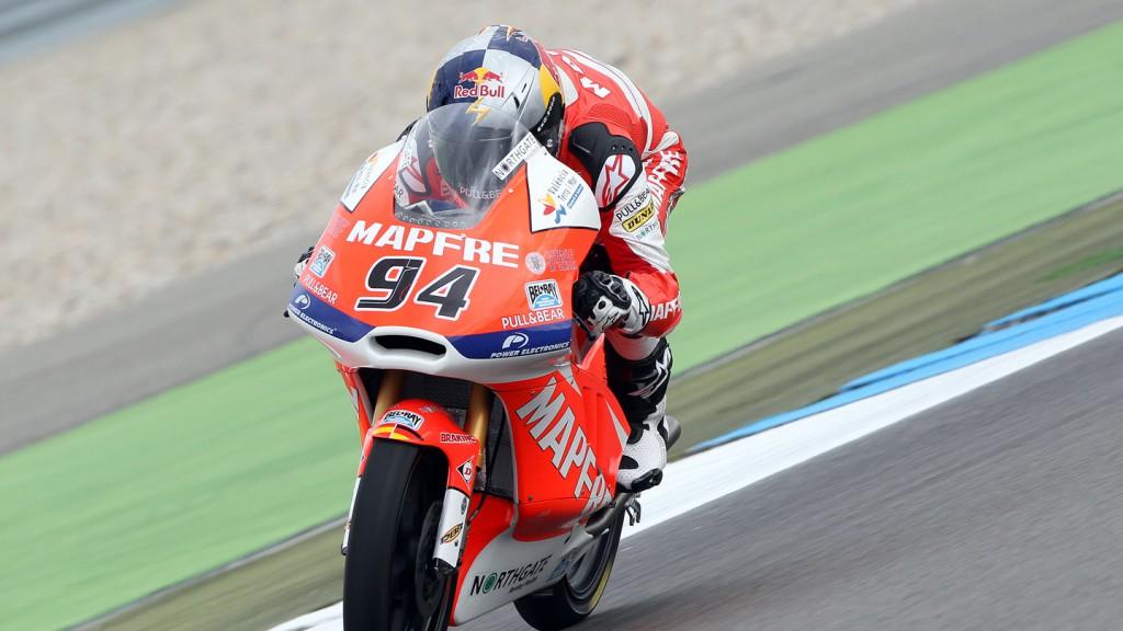 Jonas Folger, Mapfre Aspar Team Moto3, Assen QP