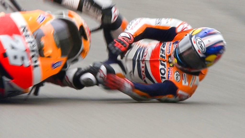 Dani Pedrosa, Repsol Honda Team, Q2