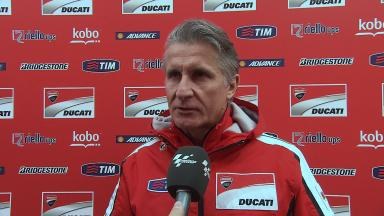 Assen 2013 - MotoGP - Interview - Paolo Ciabatti