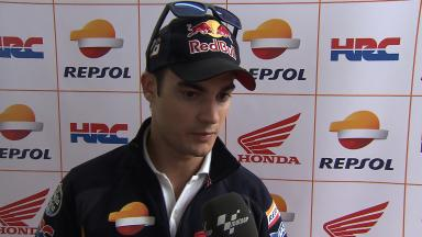 Pedrosa considers fourth 'a bad result'