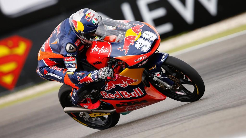Luis Salom, Red Bull KTM Ajo, Assen RAC