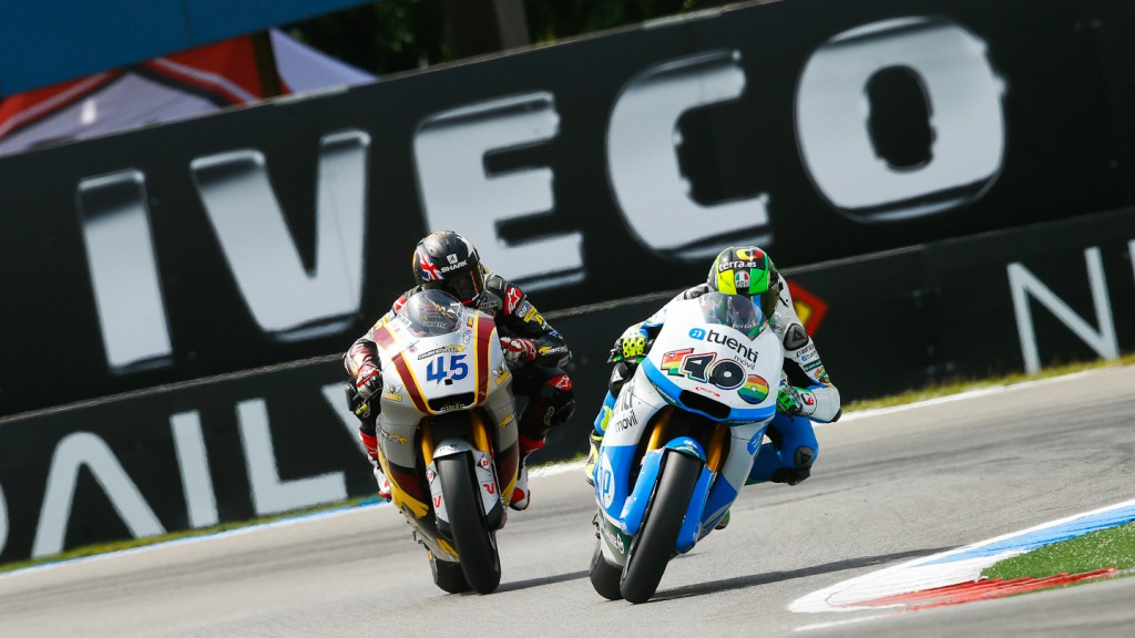 Pol Espargaro, Scott Redding, Tuenti HP 40, Marc VDS Racing Team, Assen RAC