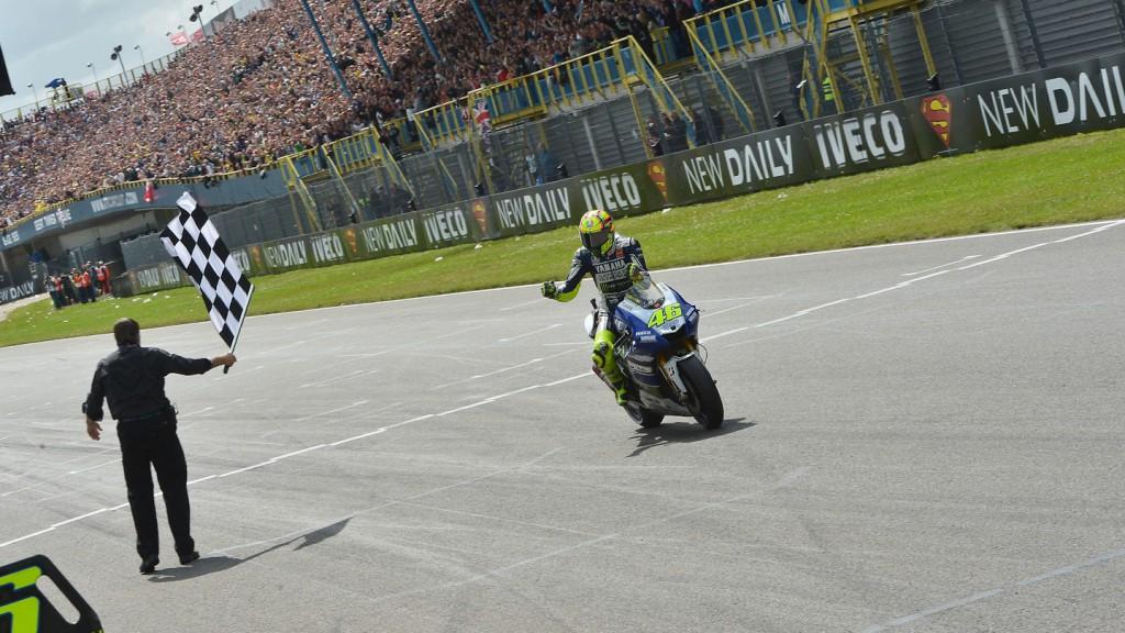 Valentino Rossi, Yamaha Factory Racing, Assen RAC