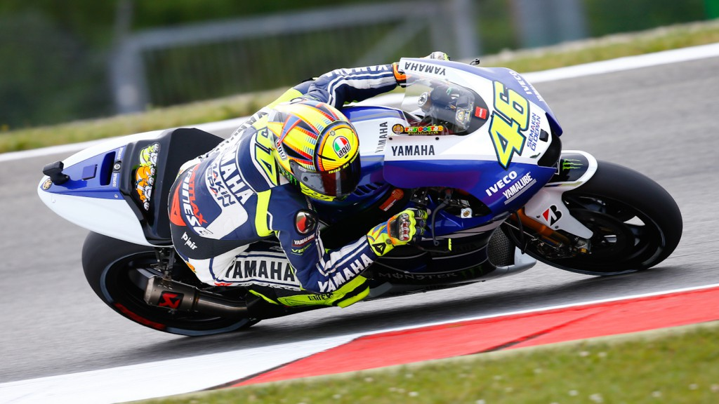 Valentino Rossi, Yamaha Factory Racing, Assen WUP