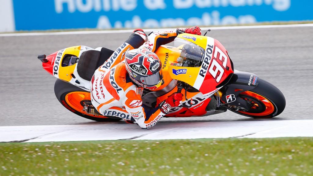 Marc Marquez, Repsol Honda Team, Assen RAC
