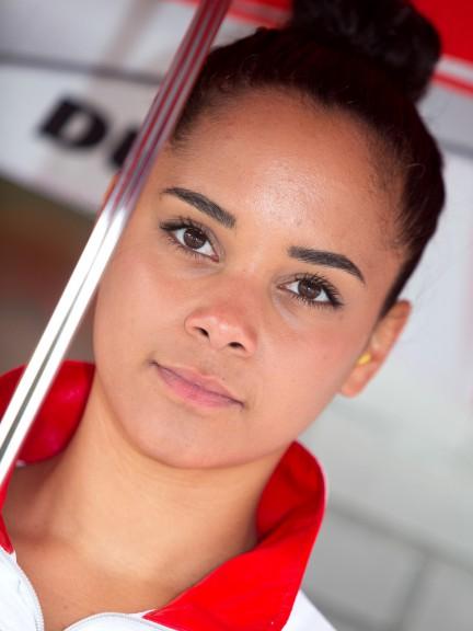 Paddock Girl, Iveco TT Assen