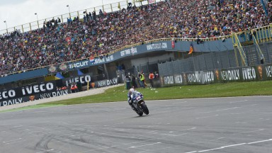 Randy de Puniet, Power Electronics Aspar, Assen RAC
