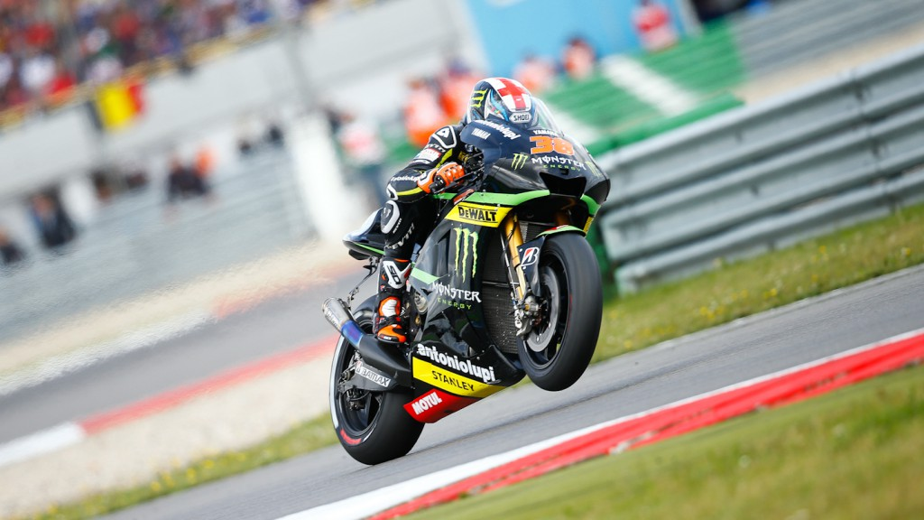 Bradley Smith, Monster Yamaha Tech 3, Assen RAc