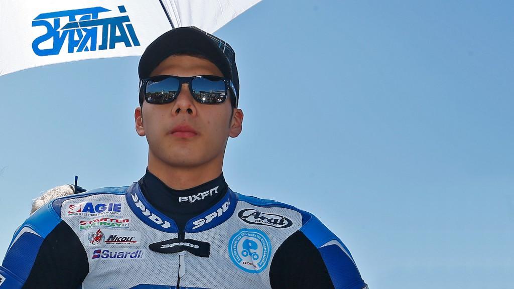 Takaaki Nakagami, Italtrans Racing Team