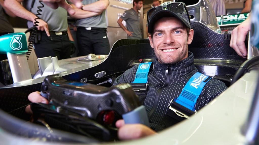 Cal Crutchlow, Monster Yamaha Tech3 - British F1 GP