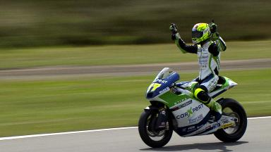 Assen: Aegerter ends final lap on podium