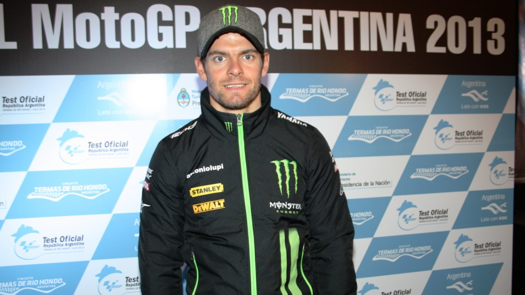 Cal Crutchlow, Monster Tech 3 Yamaha