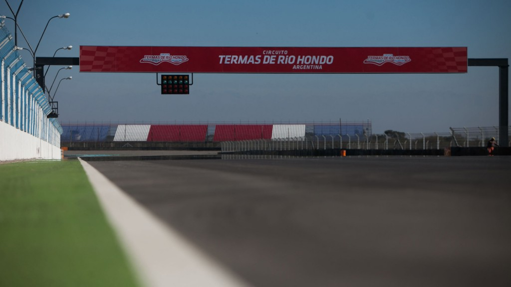 MotoGP™ Test Build-up - Termas de Rio Hondo, Argentina