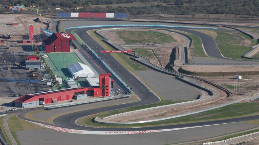 MotoGP™ Test Build-up - Termas de Rio Hondo, Argentina