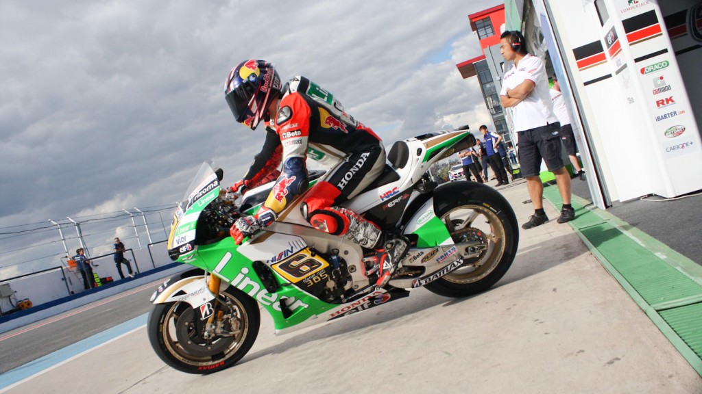 Stefan Bradl, LCR Honda MotoGP, MotoGP™ Test - Termas de Rio Hondo, Argentina
