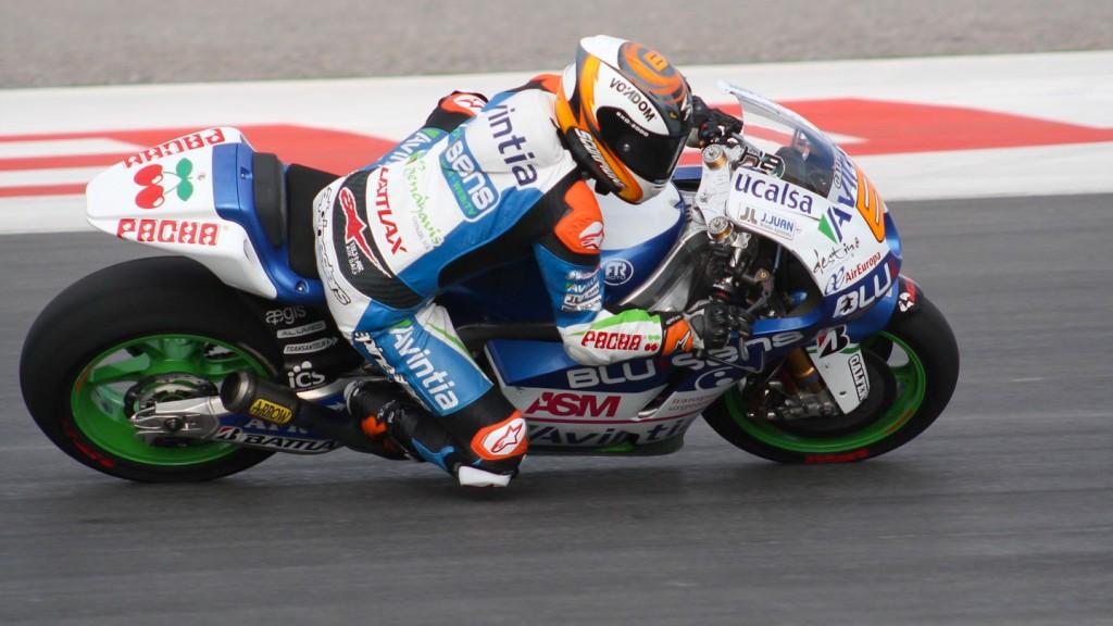 Hector Barbera, Avintia Blusens, MotoGP™ Test - Termas de Rio Hondo, Argentina