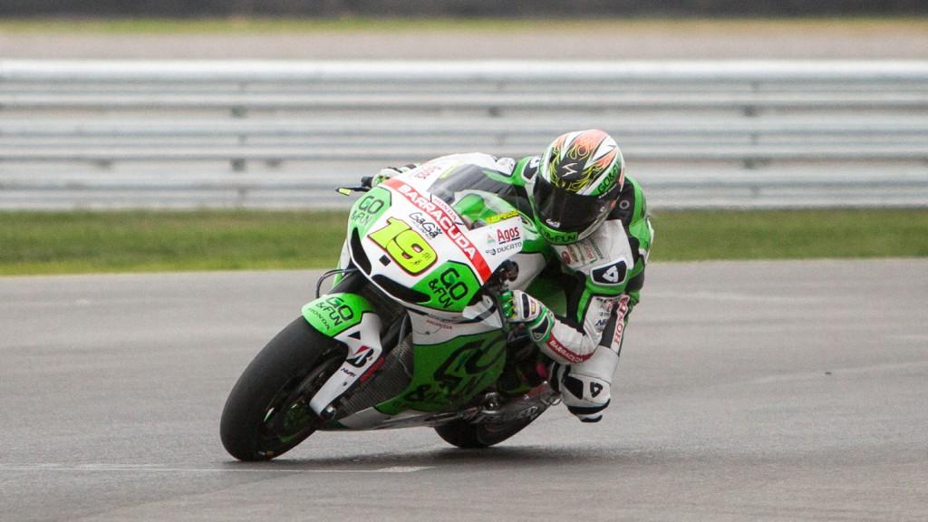 Alvaro Bautista, GO& FUN Honda Gresini, MotoGP™ Test - Termas de Rio Hondo, Argentina