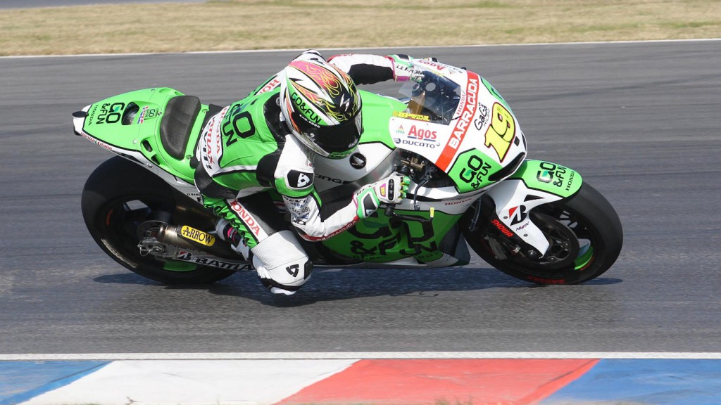 Alvaro Bautista, GP&FUN Honda Gresini, MotoGP™ Test - Termas de Rio Hondo, Argentina