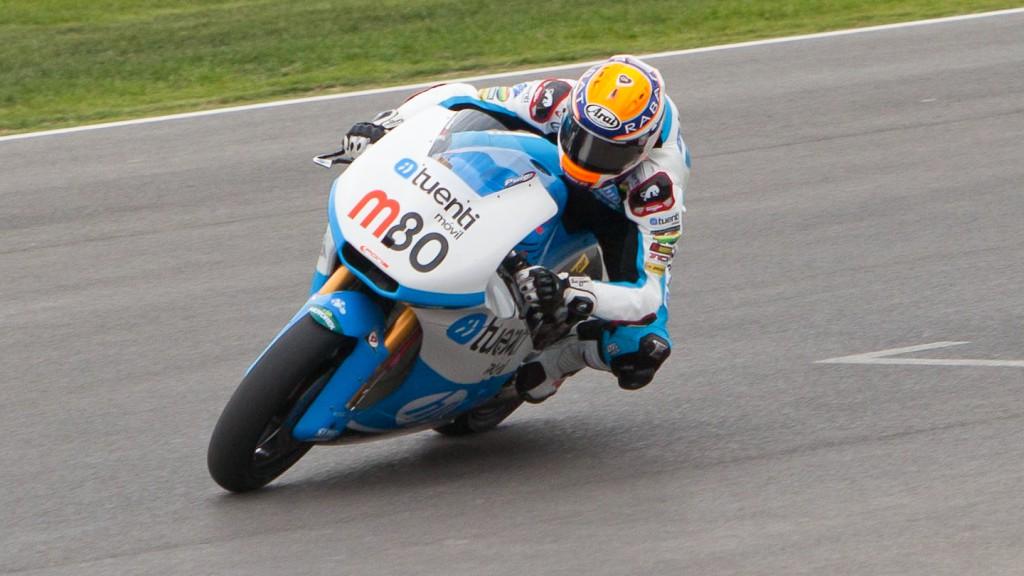 Esteve Rabat, Tuenti HP 40, MotoGP™ Test - Termas de Rio Hondo, Argentina