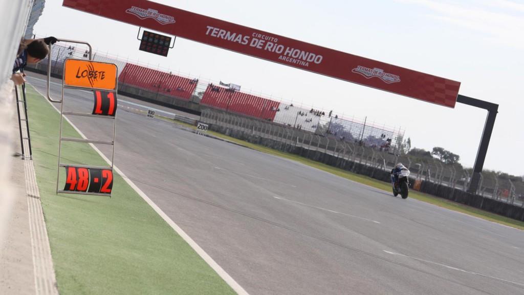 Hector Barbera, Avintia Blusens - Argentina MotoGP™ Test