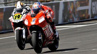 Indianapolis 2008 - MotoGP Full Race
