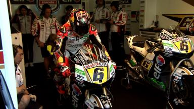 Stefan Bradl: One step at a time