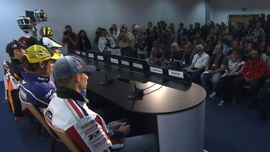 What They're Saying: Sachsenring's Thursday Press Conference