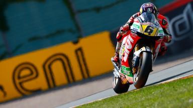 Stefan Bradl, LCR Honda MotoGP, Sachsenring FP2