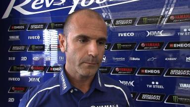 Meregalli expecting Lorenzo to miss two races