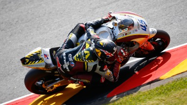 Scott Redding, Marc VDS Racing Team, Sachsenring FP2