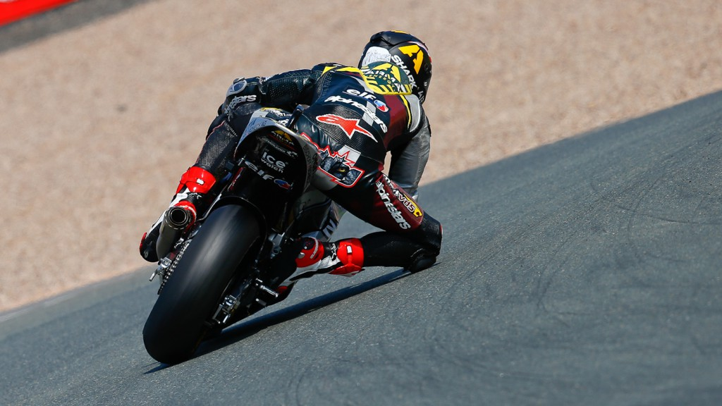 Moto2 Sachsenring FP2