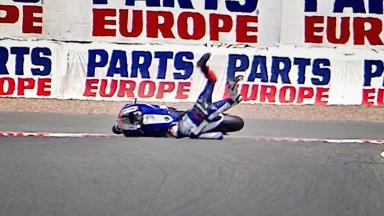 Jorge Lorenzo, Yamaha Factory Racing, Sachsenring FP2