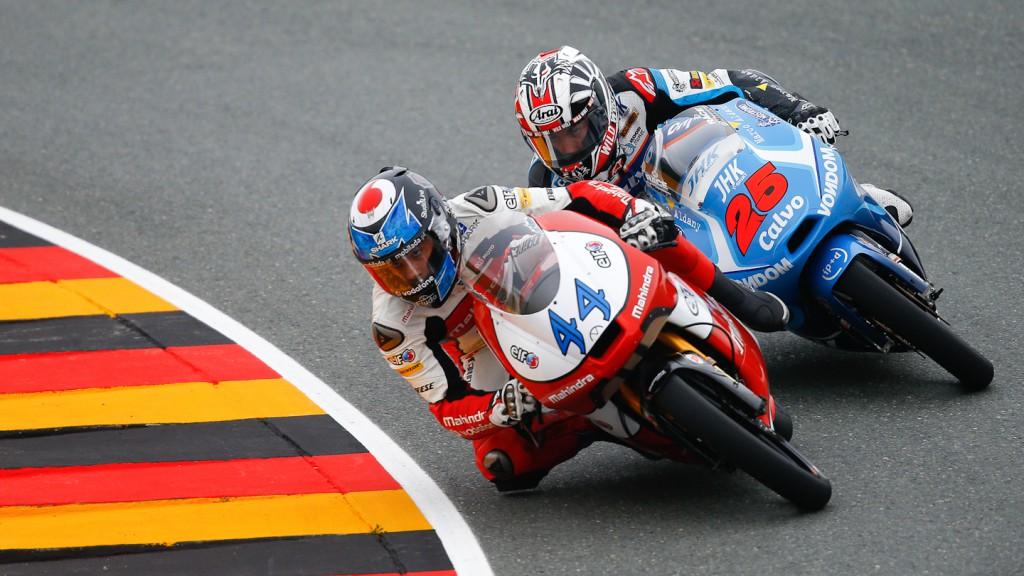 Moto3 Sachsenring FP2