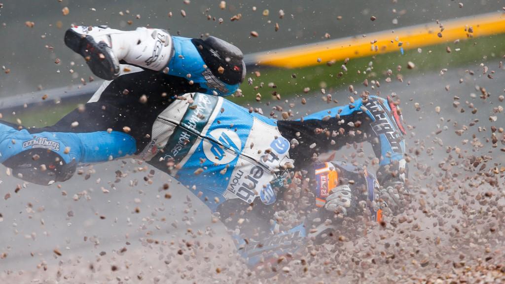 Esteve Rabat, Tuenti HP 40, Sachsenring FP3