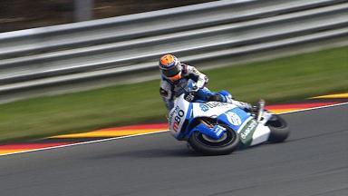 Sachsenring 2013 - Moto2 - FP3 - Action - Esteve Rabat -