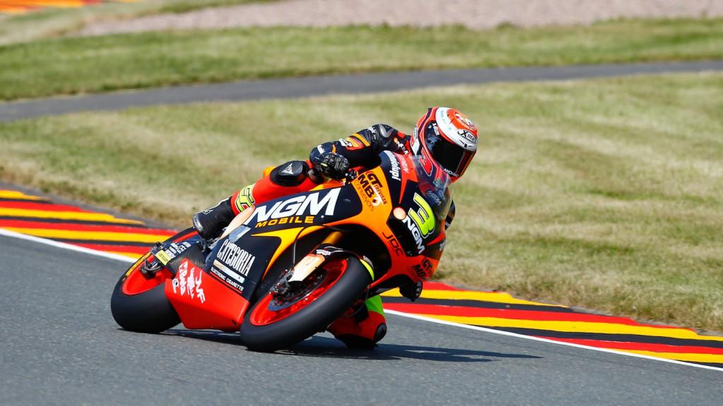 Moto2 Sachsenring QP