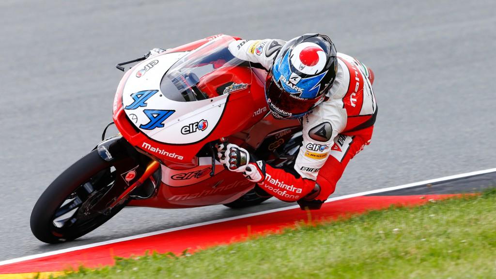 Miguel Oliveira, Mahindra Racing, Sachsenring QP