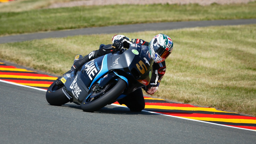 Johann Zarco, Came IodaRacing Project, Sachsenring FP3