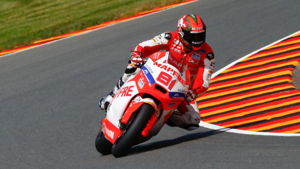 Jordi Torres, Mapfre Aspar Team Moto2, Sachsenring FP3