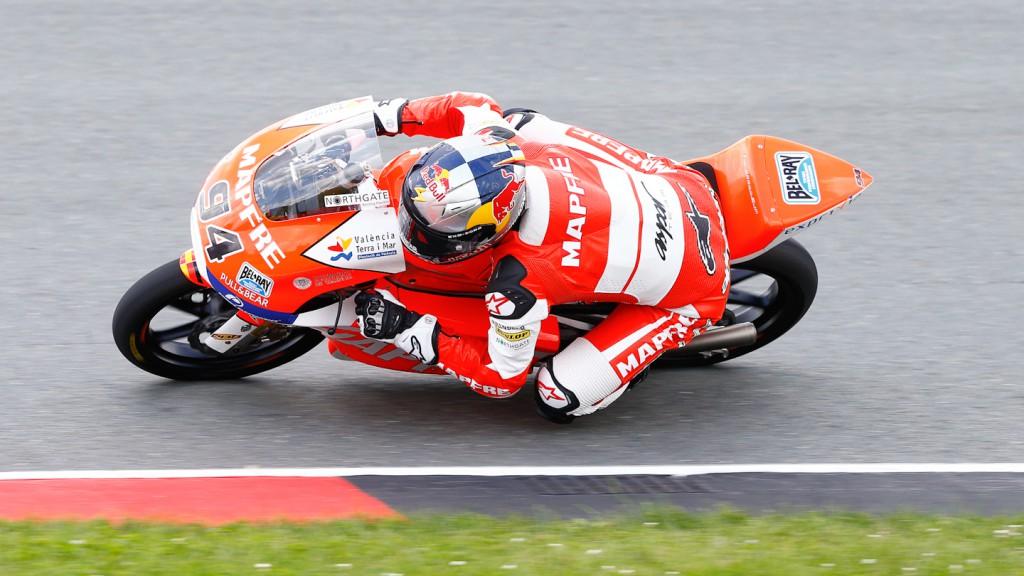Jonas Folger, Mapfre Aspar Team Moto3, Sachsenring QP