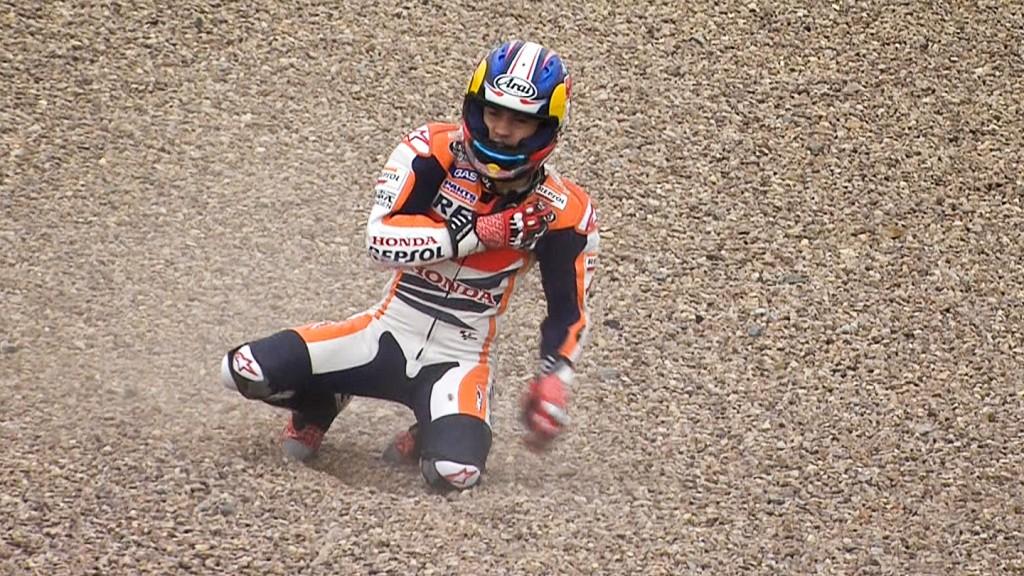 Dani Pedrosa, Repsol Honda Team, Sachsenring FP2