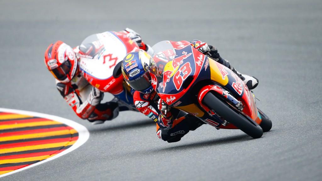 Moto3 Sachsenring QP