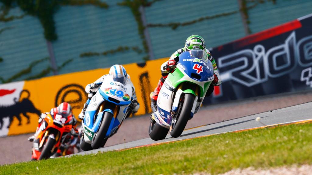 Moto2 Sachsenring RAC