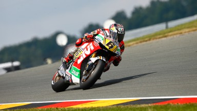Stefan Bradl, LCR Honda MotoGP, Sachsenring RAC